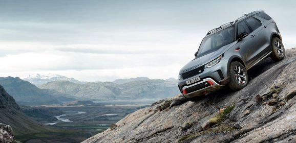 New Discovery SVX revealed at Frankfurt Motor Show