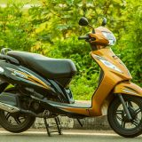 2017 All New TVS Wego Review ( Dual-Tone Orange)