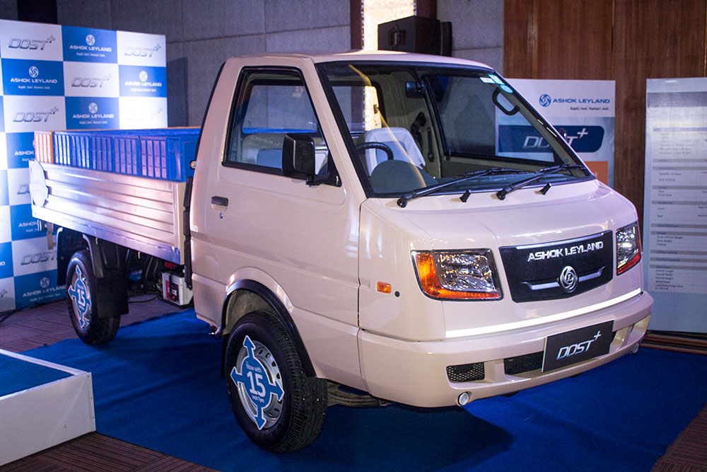 Ashok Leyland Dost+ Launch in Bangalore