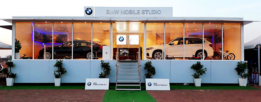BMW Mobile Studio Rohtak Road Show