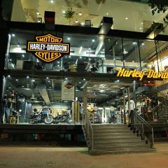 Bison Harley-Davidson Dealership opens in Bengaluru