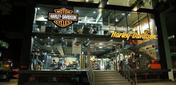 Bison Harley-Davidson Dealership opens in Bengaluru