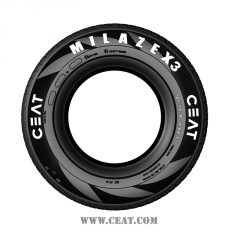 CEAT Milaze X3 Tyres to Offer 1 Lakh Km Range