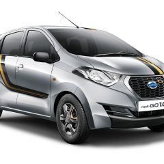 Datsun redi-GO GOLD 1.0L Limited Edition Launched