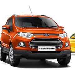 Ford India Sales Reached 27,580 Vehicles in March 2018