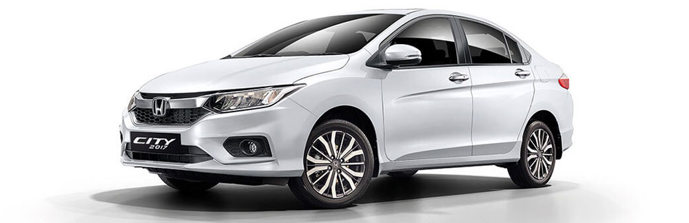 Honda City White Color - Honda City in White Orchid Pearl Color Variant