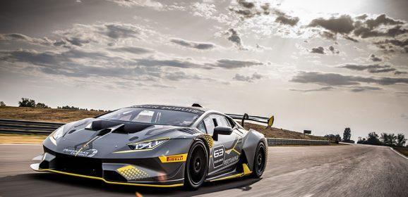 New Lamborghini Huracan Super Trofeo EVO Debuts