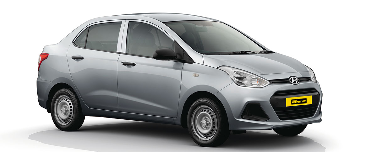 Photo of all new Hyundai Xcent Prime
