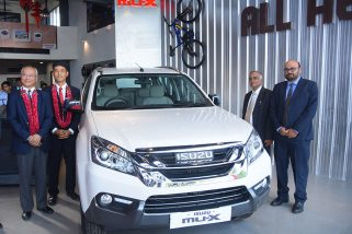 Isuzu Motors opens Girnar ISUZU Showroom in Nagpur
