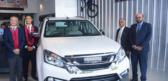 Isuzu Motors opens Girnar ISUZU Showroom in Nagpur