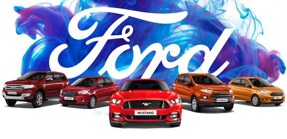 Ford India Sales Reached 16,525 Vehicles in September 2017