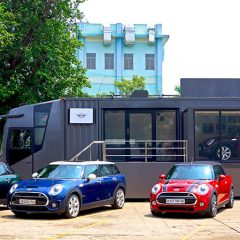The MINI on Tour will be held in Chandigarh from 7-10 September 2017