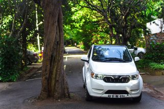 Mahindra e2oPlus Review – Go Green