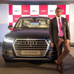 Audi launches Audi Q7 40 TFSI quattro in India