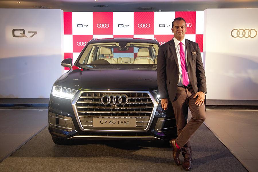 Audi Q7 Photo