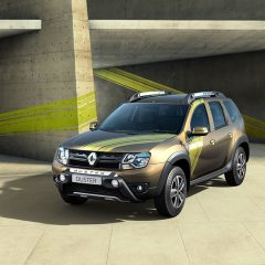 All New Renault Duster Sandstorm Edition Launched in India