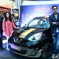 Nissan Micra Fashion Edition Launched at INR 6.09 lakhs