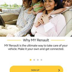 My Renault App to enhance customer experience and engagement