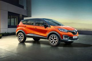 Renault CAPTUR Platine Debuts in India; Bookings Open