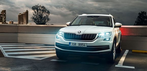 Skoda Kodiaq to Launch in India on October 4