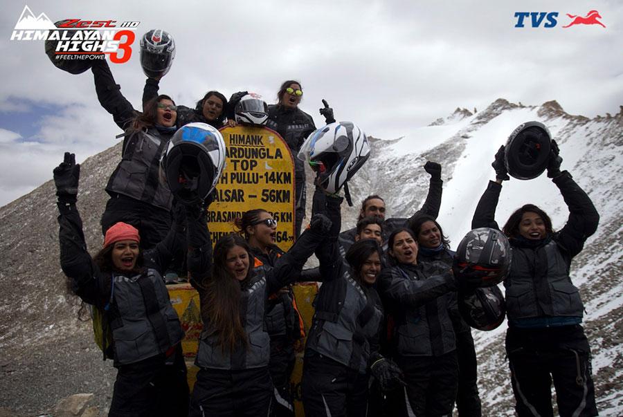 TVS Zest Himalayan Highs Season 3