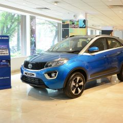 Tata NEXON starts arriving at Dealerships; September 21 Launch;