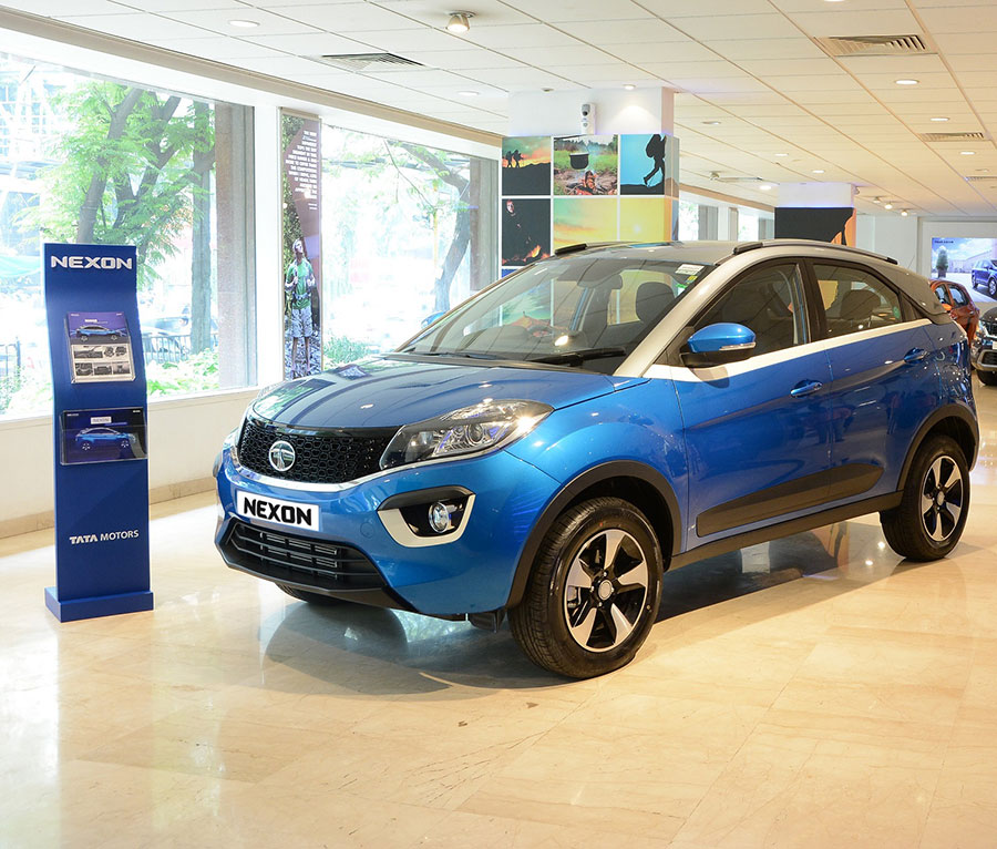Tata NEXON Dealership Photo
