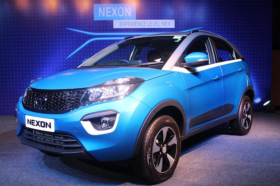 Tata Motors Launches Its Much Awaited Lifestyle Suv Tata
