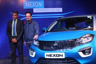 Tata Nexon now available in 2 AMT variants – XMA & XZA+