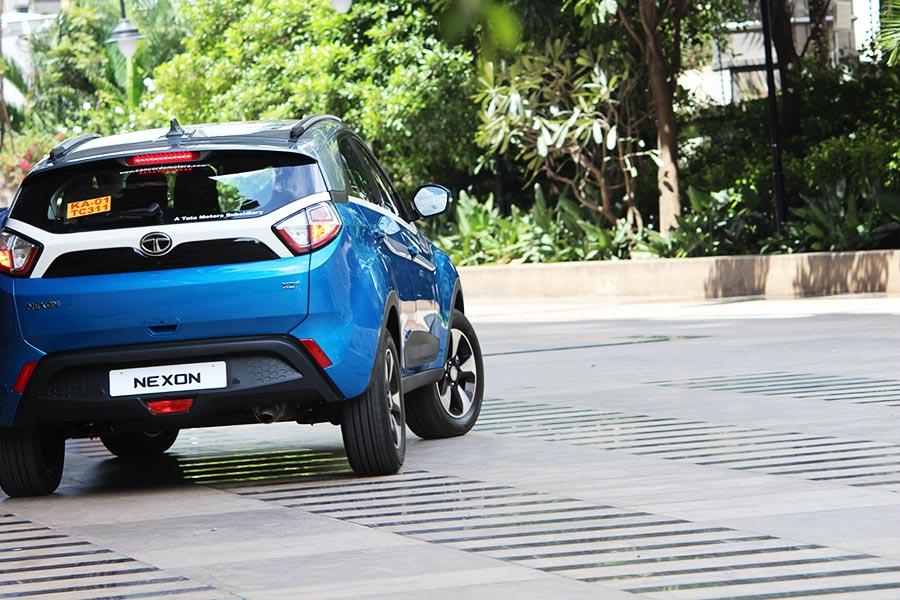 Tata Motors launches its much awaited lifestyle SUV - Tata ...