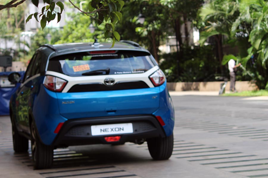 Tata Motors Launches Its Much Awaited Lifestyle Suv Tata