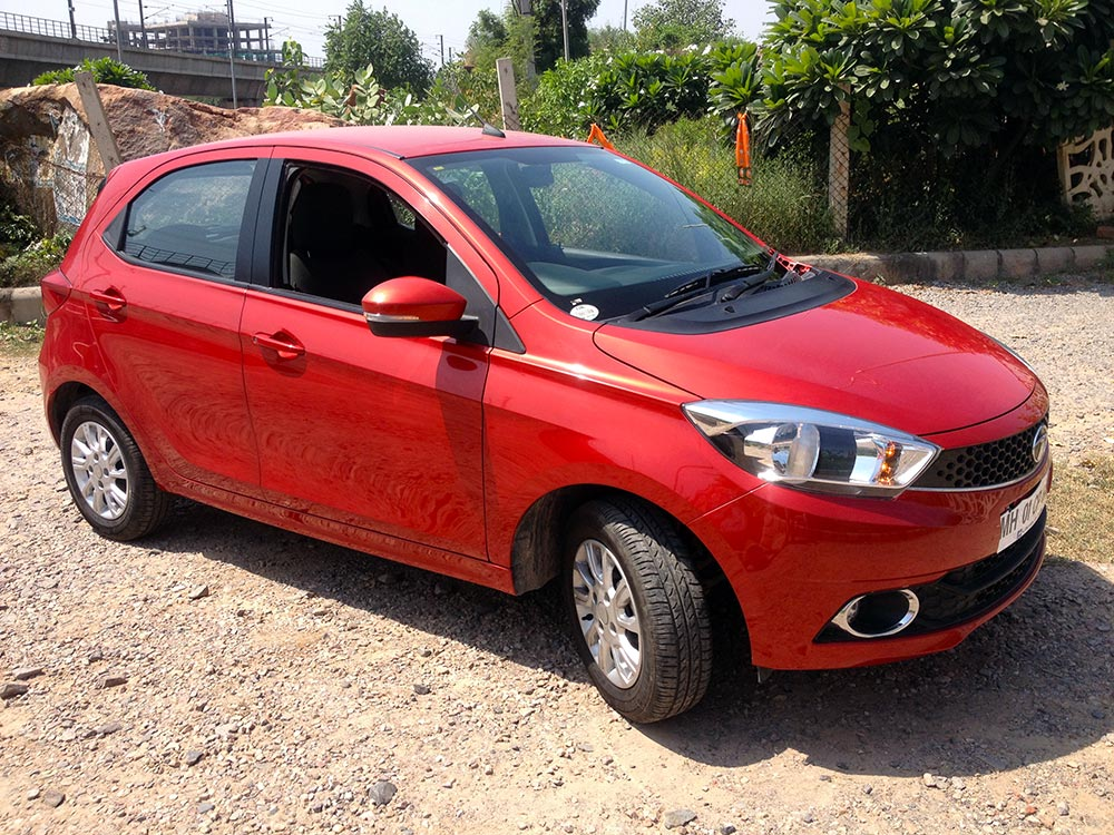 Tata Tiago Xza Automatic Review The Automatic Choice