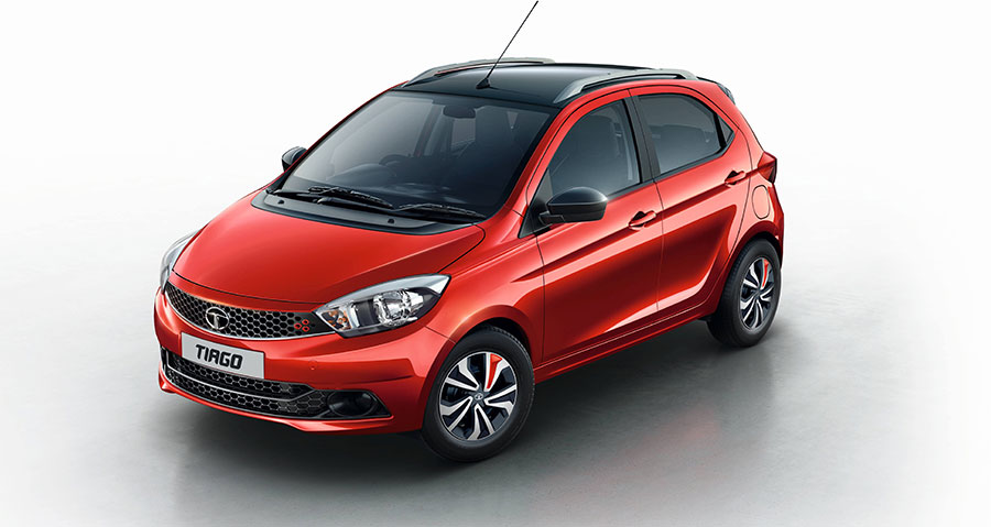 Tata Tiago Wizz Limited Edition Car Hatchback