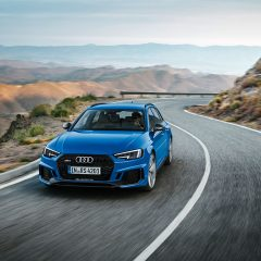 The Return of New Audi RS 4 Avant
