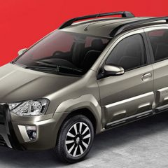 Toyota Etios Cross X Edition Launch on September 28