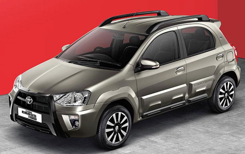 Toyota Etios Cross X Edition Launch India
