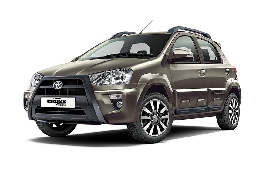 Toyota Etios Cross X Edition Launched