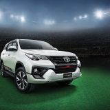 Toyota Fortuner TRD Sportivo Launched in India at Rs 31.01 Lakhs