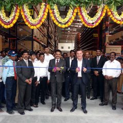 Volkswagen Invests INR 12 crores in Bangalore Parts Distribution Center