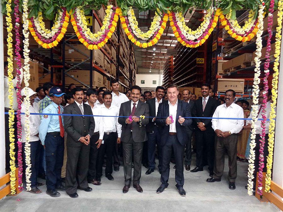 Volkswagen Parts Distribution Bangalore