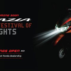 New Honda Grazia Bookings Open – Ad Teaser Revealed
