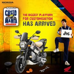 Honda NAVi Customania Contest gets 4000 Registrations