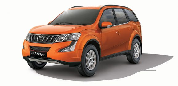 Mahindra XUV500 W9 Variant Launched in India at Rs 15.45L