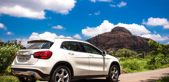 New Mercedes-Benz GLA 220d Review