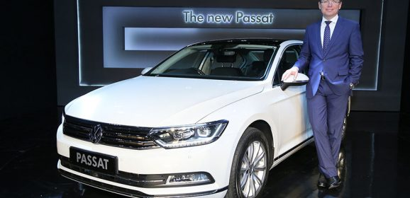 New Volkswagen Passat Launched at an introductory price of Rs 29.99 Lakhs