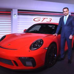 New Porsche 911 GT3 arrives in India; Priced at Rs 2.31 Crores