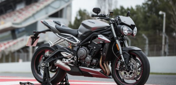 All New Triumph Street Triple RS Launched in India at Rs 10.55L