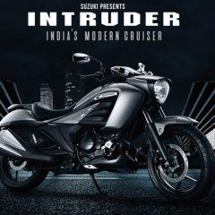 Suzuki Intruder Photos, Brochure, Specifications and More