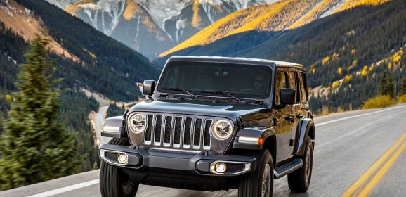 2018 Jeep Wrangler: The Most Capable SUV Ever