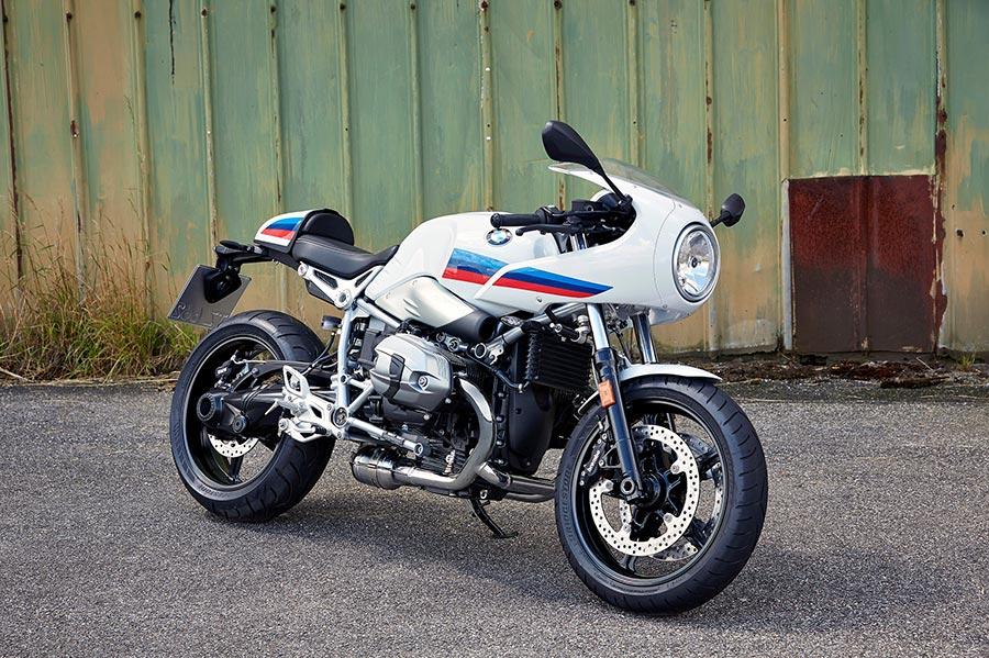 BMW R nineT Racer Photo 1